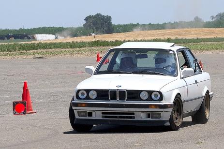 E30 Autocross