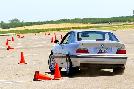 E36 Autocross